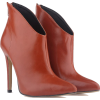 LEATHER PIXIE ANKLE BOOTS (5 COLORS) - Buty wysokie - $38.97  ~ 33.47€