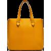 LEATHER TOTE - Kleine Taschen - 79.95€