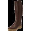 LE CHAMEAU boots - Buty wysokie -