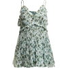 LEE MATHEWS  Nina floral-print silk cami - Koszulki bez rękawów -
