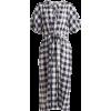 LEE MATTHEWS gingham dress - Dresses -