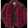 LEGENDARY WHITETAILS plaid jacket - Jacket - coats -