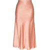 LE KASHA mid-length slip skirt - Faldas -