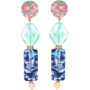 LELE SADOUGHI Stacked Stone earrings - Orecchine -