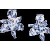 LELE SADOUGHI lily earrings - Aretes -