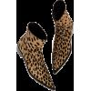 LEOPARD PRINT BOOTS - Stiefel -