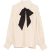 LES COYOTES DE PARIS Bella Top in Champa - Long sleeves shirts -