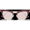 LE SPECS cat-eye sunglasses - Sončna očala -