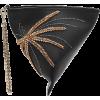 LES PETITS JOUEURS black pochette - Clutch bags -