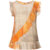 LFDL top - Camisas sem manga -