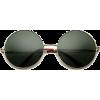 LIERA hippie oversized sunglasses - Sunglasses -
