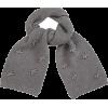 LILI GAUFRETTE knitted scarf - Szaliki -