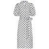 LISA MARIE FERNANDEZ Polka-dot linen shi - Dresses -