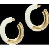 LIZZIE FORTUNATO Summer Of Love Hoops - Earrings -