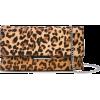 LOEFFLER RANDALL leopard print clutch - Hand bag -