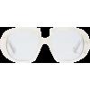 LOEWE Anagram oversized marbled-acetate - Sunglasses -
