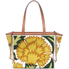 LOEWE Cushion floral-embroidered tote - Torbice -