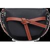 LOEWE Gate Small leather crossbody bag - Messenger bags - $2.20  ~ £1.67