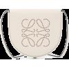 LOEWE Heel leather crossbody bag - Torbice -