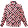 LOEWE Pyjama Anagram-print cotton-poplin - Jacket - coats -