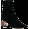 LOEWE embellished ankle boots - Stivali - $1.22  ~ 1.05€