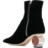 LOEWE embellished ankle boots - Boots - $1.20