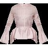LOEWE light pink peplum blouse - Srajce - kratke -