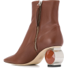 LOEWE ornament ankle boots - Botas - $1.20  ~ 1.03€