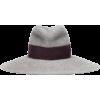 LOLA HATS Strap felt hat - Hat -