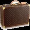 LOUIS VUITTON travel suitcase - Travel bags -
