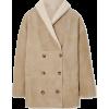 LOULOU STUDIO Oversized shearling coat - Jacken und Mäntel -