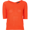 LOVELESS fitted knitted top - Chalecos -