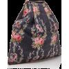 LOVE SHACK FANCY floral printed silk bag - Clutch bags -