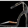 LOVIRS black heel - Klasyczne buty -