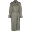 LOW CLASSIC collared trench coat - Jacket - coats -