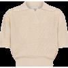 LOW CLASSIC neutral sweater - Puloverji -