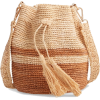 L SPACE straw bag - Hand bag -