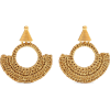 LUCY FOLK Memphis Milano gold-plated and - Earrings -