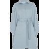 LUISA BECCARIA cape coat - Chaquetas -