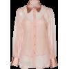 LUISA BECCARIA chiffon blouse - Srajce - kratke -