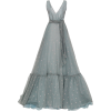 LUISA BECCARIA organdy ball gown - Dresses -