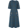 LUISA BECCARIA plaid dress - Dresses -