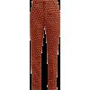La DoubleJ Geometric-print cropped Capri - Capri & Cropped -