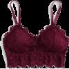 Lace Bralette - Underwear -