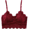 Lace Bralette - Biancheria intima -