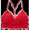 Lace Bralette - Roupa íntima -