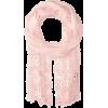 Lace Hem Day Wrap - Szaliki -