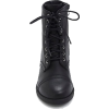 Lace Up Combat Boot - Stiefel -