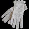 Lace gloves - Gloves -