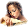 Lady Guitar - People -